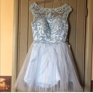JJ's House Sky blue Dress